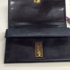 Handbags - Vintage German Waiter waitress black wallets e5948d5e9a4